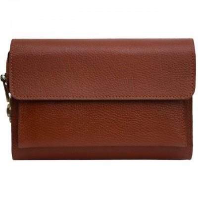 کیف دستی چرم HTM 800073 - 3