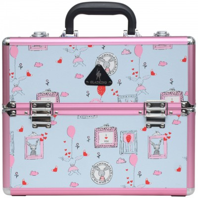 کیف لوازم آرایش GLADKING 2651