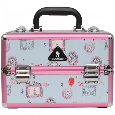 کیف لوازم آرایش GLADKING 2653