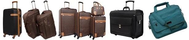 چمدان و کیف های مسافرتی
